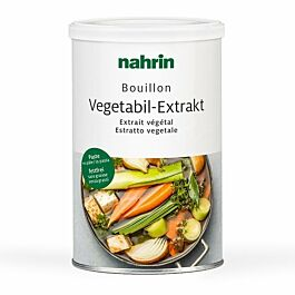 Vegetabil-Extrakt fettfrei