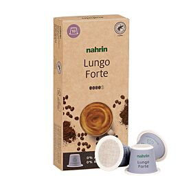 Kaffee Kapseln Lungo Forte