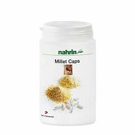 Millet Caps (Hirsekapseln)