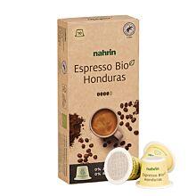 Kaffee Kapseln Espresso Bio Single Origin Honduras