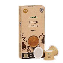 Kaffee Kapseln Lungo Crema