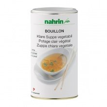 Klare Suppe vegetabil, instant, fettfrei