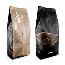 Caffè in grani - Caffè Lungo + Caffè Espresso
